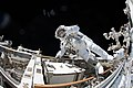 ISS-56 EVA-1 (l) Drew Feustel.jpg