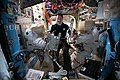 ISS-61 Andrew Morgan checks specialized spacewalking tools in the Quest airlock (2).jpg