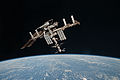 ISS and Endeavour seen from the Soyuz TMA-20 spacecraft 09.jpg