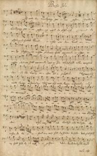 <i>Ich will den Kreuzweg gerne gehen</i> Church cantata by Georg Philipp Telemann