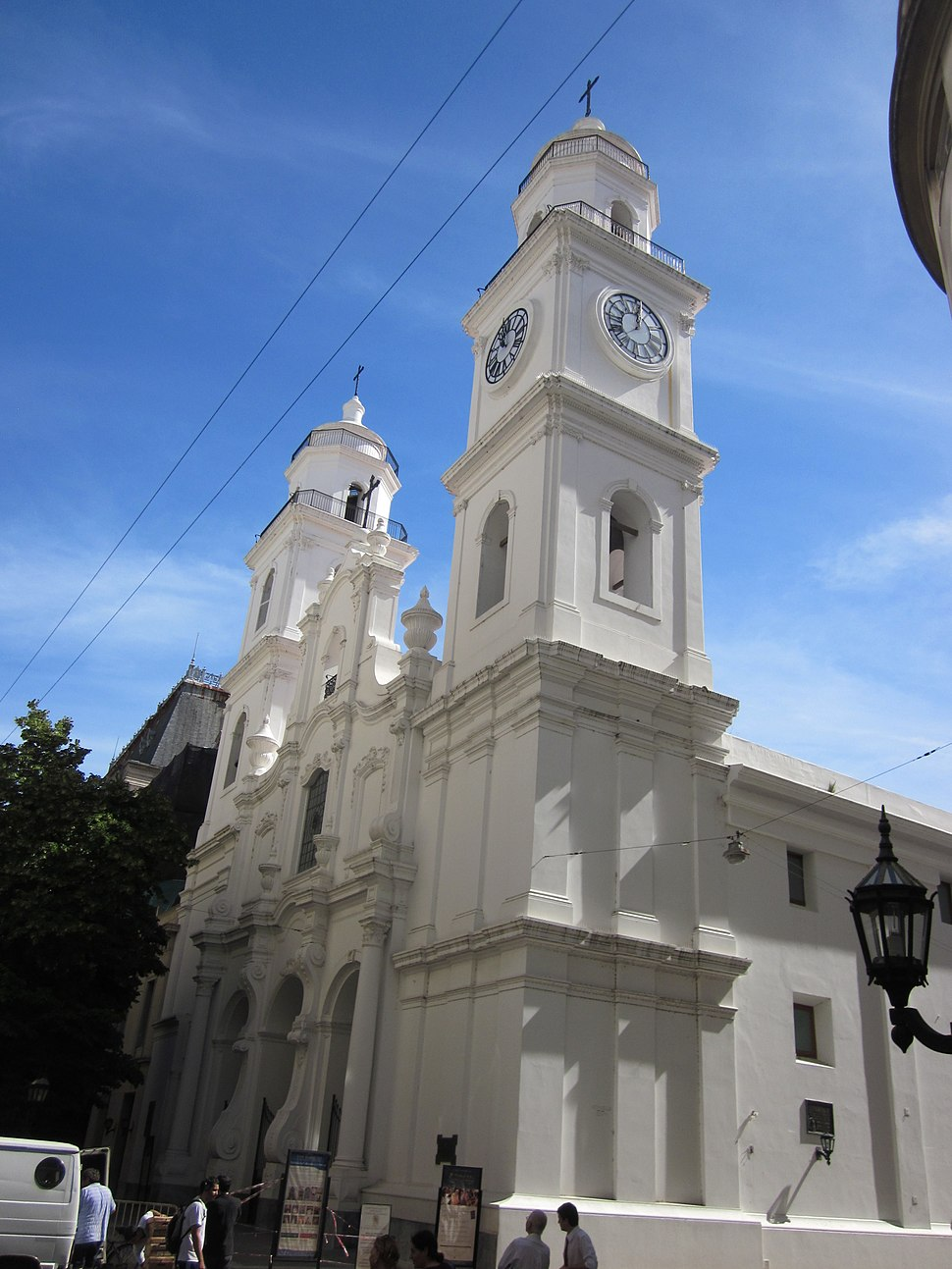 Iglesia San Ignacio, Buenos Aires