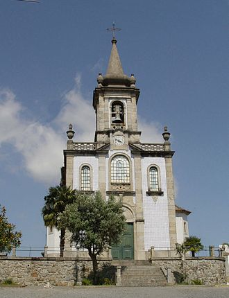 Palmeira (Braga) - Palmeira Church