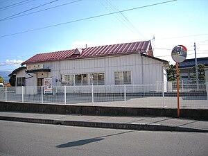 Kanae Station - Kanae Station in November 2009