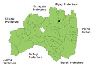 Iino, Fukushima