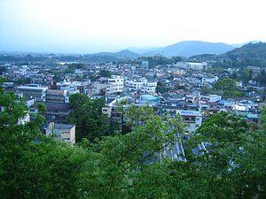 Iizaka, Fukushima - Image: Iizaka, Fukushima