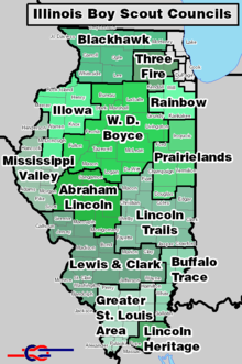Scouting in Illinois - Wikipedia on