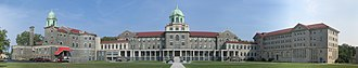 Immaculata University - Image: Immaculata University panorama