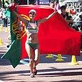 Inês Henriques, 50km marche, Portugal. Championne du monde et recordwoman du monde (36180450480).jpg