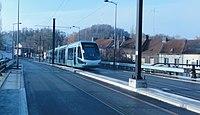 Inauguration de la branche vers Vieux-Condé de la ligne B du tramway de Valenciennes le 13 décembre 2013 (156).JPG