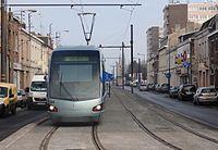 Inauguration de la branche vers Vieux-Condé de la ligne B du tramway de Valenciennes le 13 décembre 2013 (163).JPG