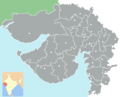 India Gujarat districts 2011.png
