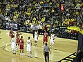 Indiana vs. Michigan men's basketball 2014 06 (in-game action).jpg