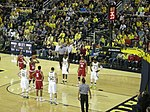 File:Indiana vs. Michigan men's basketball 2014 06 (in-game action).jpg