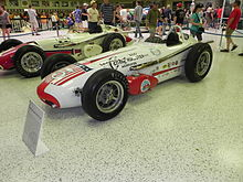 Winning car of the 1959 Indianapolis 500