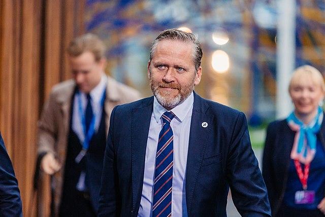 Министр иностранных дел Дании Андерс Самуэльсен едет в Россию