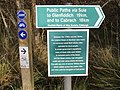 Information signs in Glenlivet - geograph.org.uk - 1591742.jpg