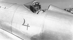 Laura Ingalls (aviator) - Image: Ingalls, Laura (4729134272)