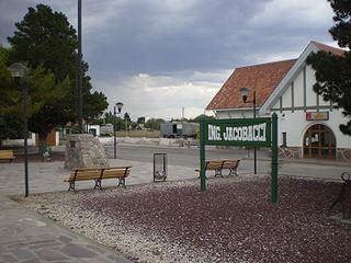 Ingeniero Jacobacci human settlement in Argentina