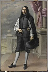 Portrait of Íñigo Fernández de Velasco