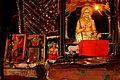 Inside Adi Shankara's Gufa at Shankaracharya Temple (Srinagar, Jammu and Kashmir).jpg