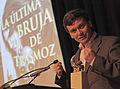 Instantánea del escritor César Fernández García Premio La Galera 2009.jpg
