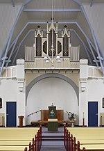 Gereformeerde kerk (Wouterswoude) - Wikipedia