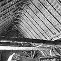 Interieur, deel met kapconstructie - Rouveen - 20001831 - RCE.jpg