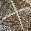 Interieur, detail van gewelf tijdens restauratie - Nederhemert-Zuid - 20374014 - RCE.jpg