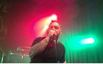 Ion Dissonance - Kevin McCaughey (ID's second vocalist) joined in 2006, replacing original vocalist Gabriel McCaughry.