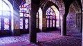Iran Shiraz Nasir ol molk mosque.jpg