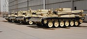 Iraqi Armoured recovery vehicles