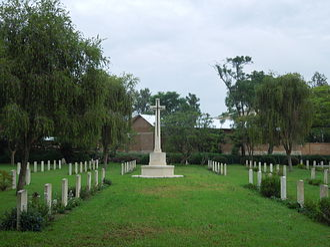 Iringa - Iringa Commonwealth War Cemetery