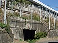 Irrigation & drainage culvert under Tokaido Shinkansen in Hiratsuka 02.jpg