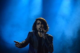 Australia in the Eurovision Song Contest - Image: Isaiah (Australia). Photo 347