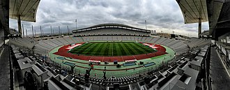 2004–05 UEFA Champions League - Image: Istanbul Atatürk Olympic Stadium 5