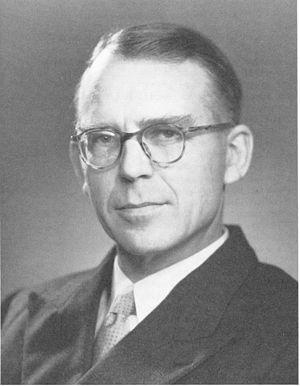 Johannes Iversen - Iversen c. 1955