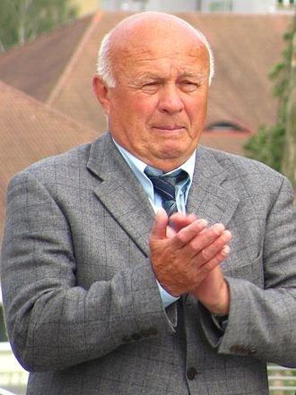 Ján Geleta - Ján Geleta in 2012