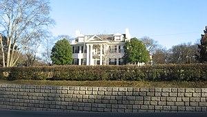 J.B. Daniel House - The J.B. Daniel House in 2014