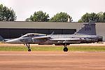 JAS-39 Gripen - RIAT 2013 (25990635575).jpg