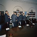 JFK - Meeting with the Foreign Minister of Argentina, Dr. Carlos Manuel Muñiz 01.jpg