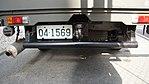 JGSDF Power Supply Vehicle(Nissan Safari, 04-1569) rear hook at Camp Akeno November 4, 2017.jpg