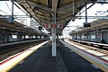 JR-Shigino Station platform 20190320.jpg