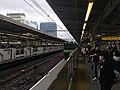 JR Ikebukuro Yamanote Line platform and platform doors - July 15 2019 - 1050am.jpeg