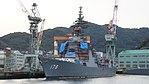 JS Ashigara(DDG-178) left front view at Mitsubishi Heavy Industries Nagasaki Shipyard November 25, 2017 03.jpg