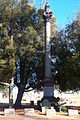 J W Porter column, Sewickley Cemetery, 2014-12-26, 02.jpg
