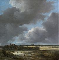 Jacob Isaacksz. van Ruisdael - View of Alkmaar - Google Art Project.jpg