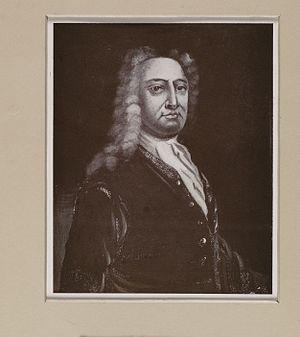 Charles Radclyffe - Charles Radcliff, 5th Earl of DERWENTWATER (1693- 1746)