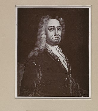 Earl of Derwentwater - Charles Radcliff, 5th Earl of DERWENTWATER (1693- 1746)