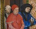 Jacques de Guise, Chroniques de Hainaut, frontispiece, KBR 9242 (b).jpg