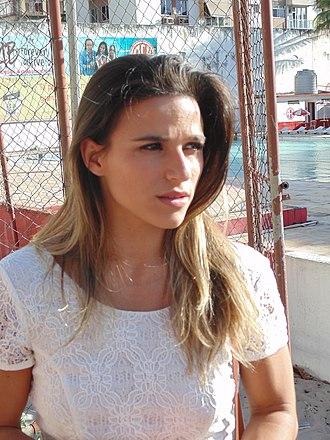 Jade Barbosa - Barbosa in 2013